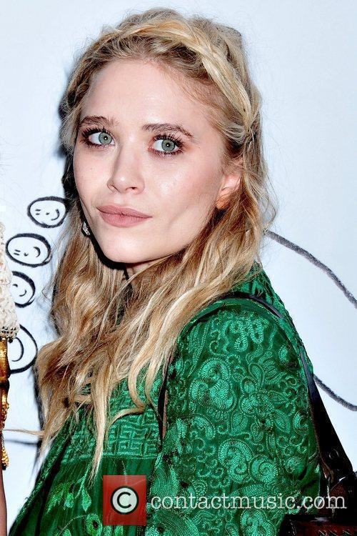 Mary-Kate Olsen Grand opening celebration of 'Otarian: The...