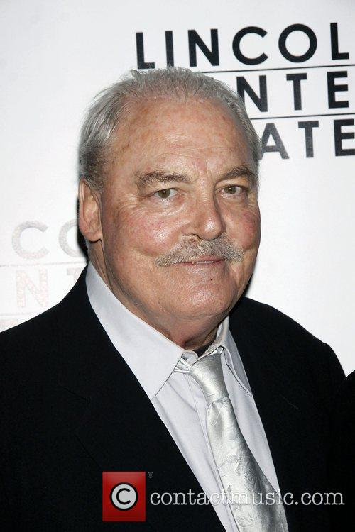 Stacy Keach and Jon Robin Baitz 1