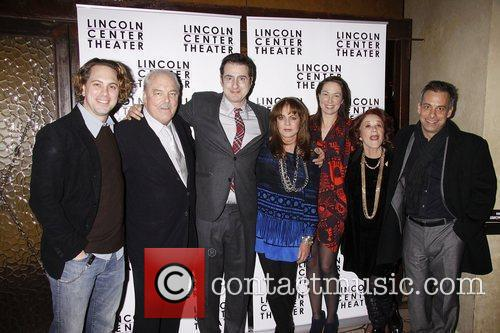 Stacy Keach, Elizabeth Marvel, Joe Mantello, Jon Robin Baitz and Stockard Channing 6