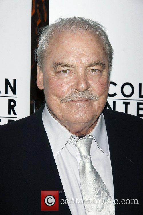 Stacy Keach and Jon Robin Baitz 2