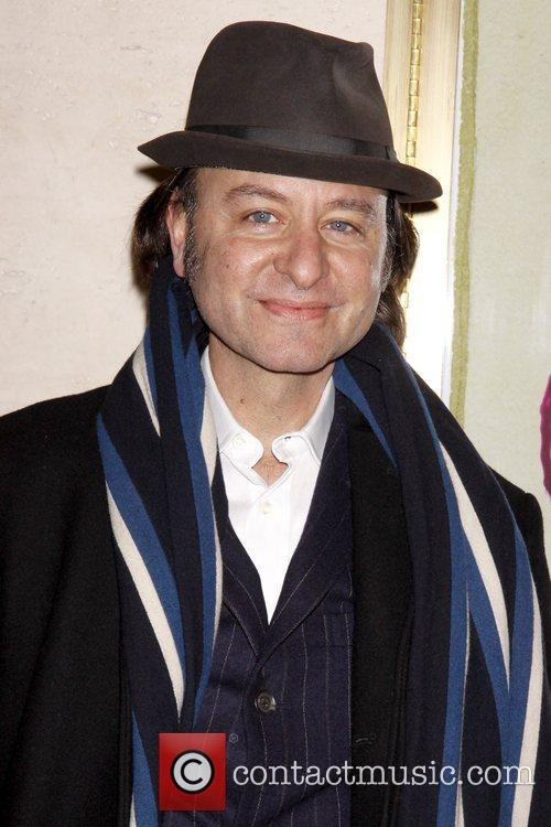Fisher Stevens Opening night of the Lincoln Center...