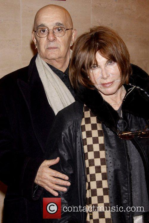 Joe Feury and his wife Lee Grant Opening...