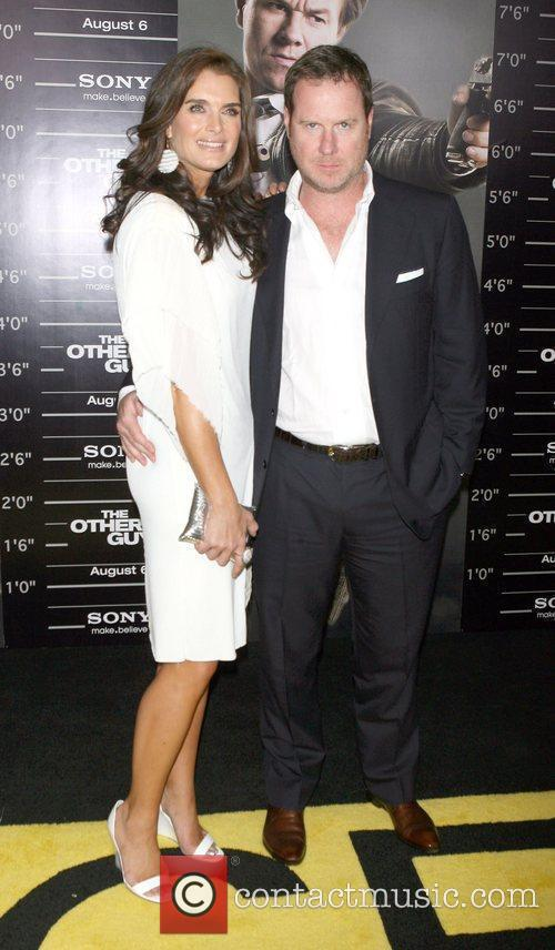Brooke Shields and Chris Henchy 4