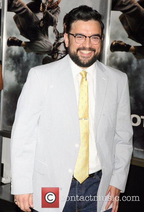Horatio Sanz attend the NY movie premiere of...