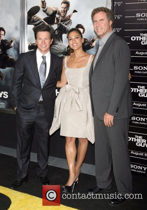 Mark Wahlberg and Eva Mendes 5