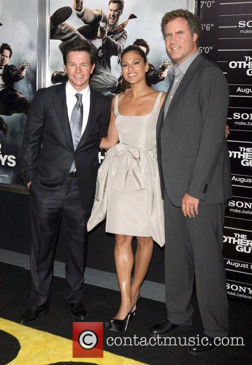 Mark Wahlberg and Eva Mendes 6
