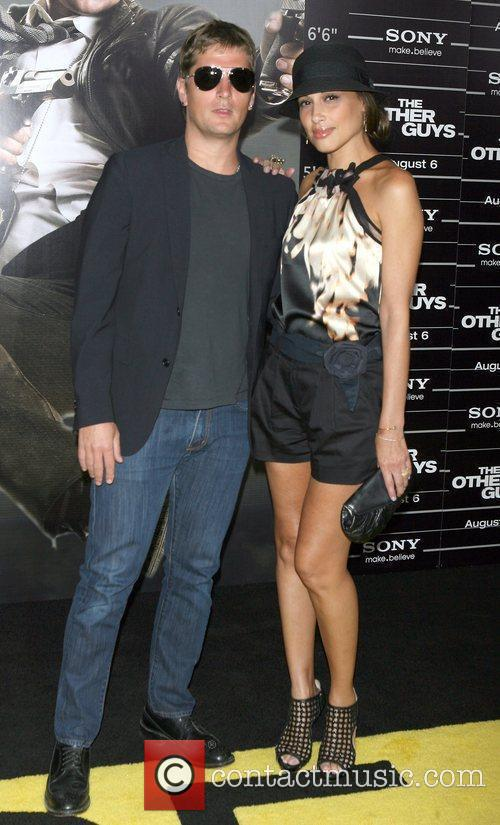 Rob Thomas; Marisol Thomas  attend the NY...