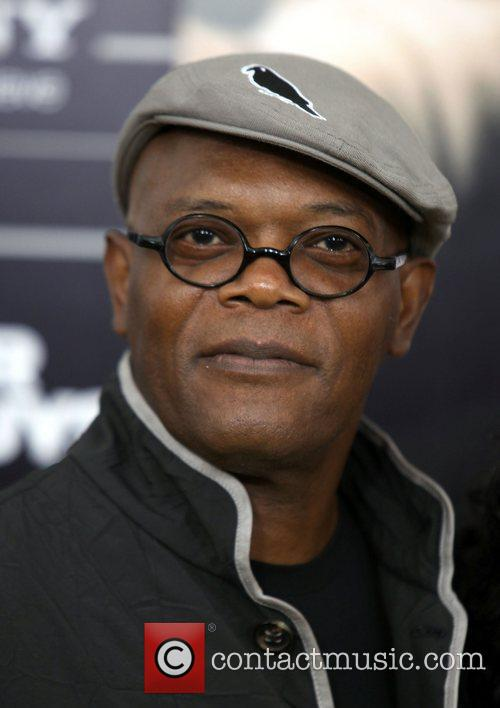Samuel L. Jackson attend the NY movie premiere...