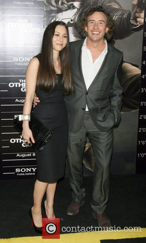 Steve Coogan; China Chow attend the NY movie...