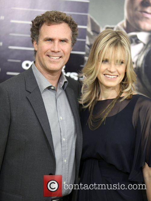 Will Ferrell, Viveca Paulin attend the NY movie...
