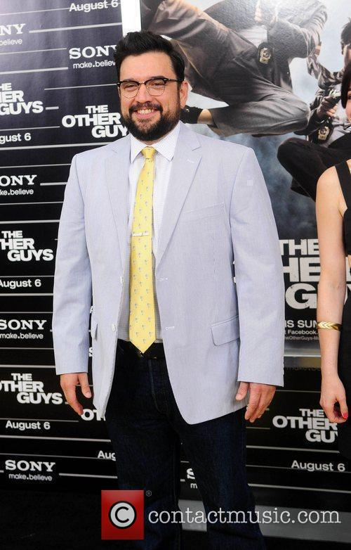 Horatio Sanz New York Premiere of 'The Other...