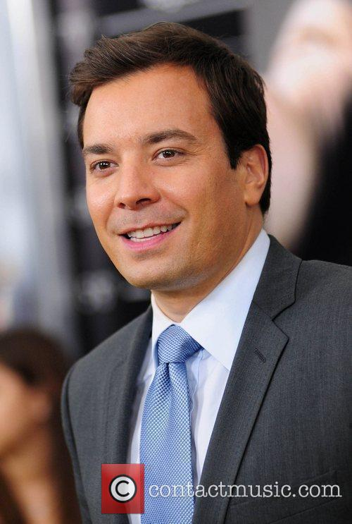 Jimmy Fallon New York Premiere of 'The Other...