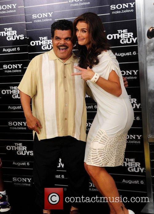 Luis Guzman and Brooke Shields New York Premiere...