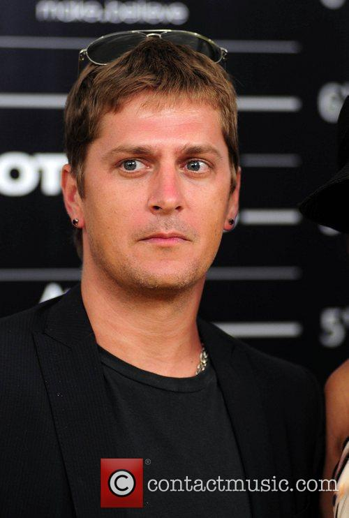 Rob Thomas New York Premiere of 'The Other...