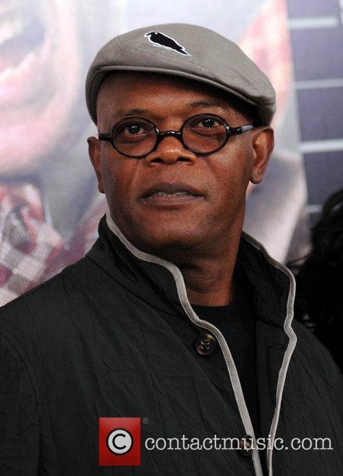 Samuel L. Jackson New York Premiere of 'The...