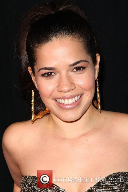 our family wedding america ferrera wedding dress. our family wedding america