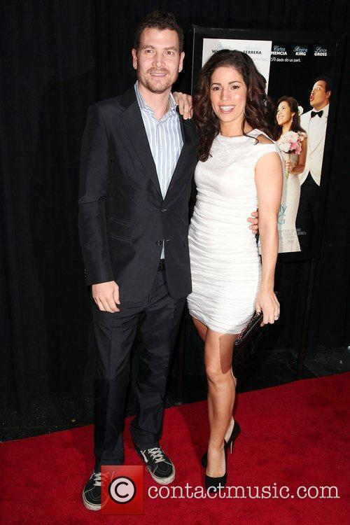 Ana Ortiz and Husband Noah Lebenzon 6