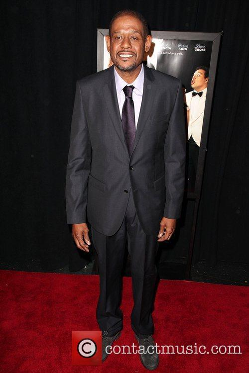 Forest Whitaker Premiere of 'Our Family Wedding' at...