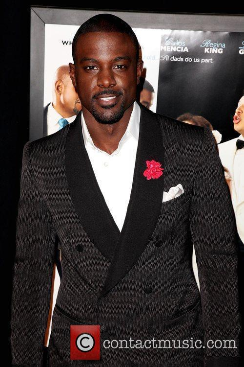 Lance Gross Premiere of 'Our Family Wedding' at...