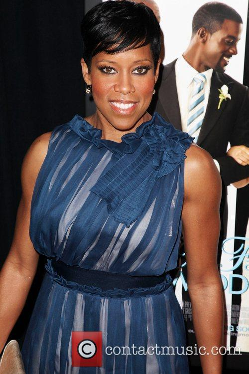 Regina King Premiere of 'Our Family Wedding' at...