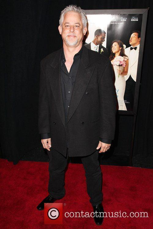 Steven Wolfe  Premiere of 'Our Family Wedding'...