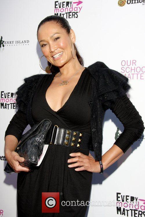 Tia Carrere The Every Monday Matters Foundation presents...