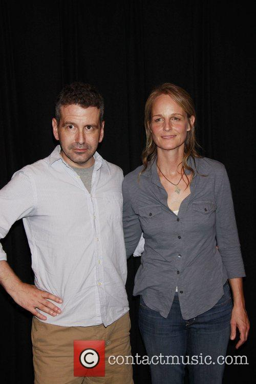 David Cromer and Helen Hunt Helen Hunt joins...