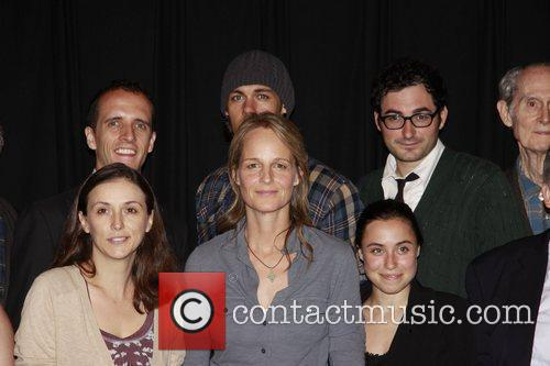 Helen Hunt and cast Helen Hunt joins the...