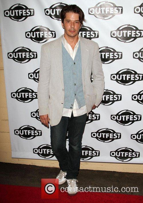Rodney Eastman, Rachel Fox 28th Annual Outfest Film...