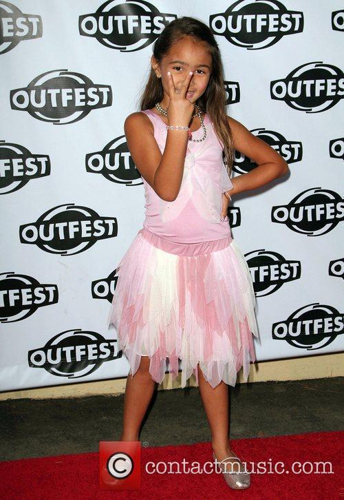 Simone Lopez 28th Annual Outfest Film Festival Closing...