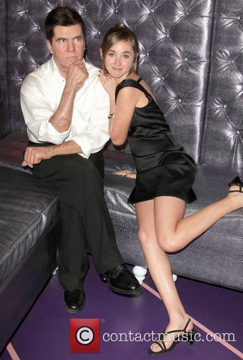 Rachel Fox and Simon Cowell 1