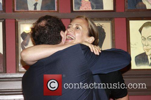 Douglas Hodge and Janet McTeer Outer Critics Circle...