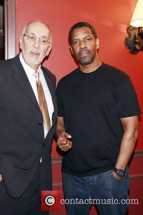 Frank Langella, Denzel Washington