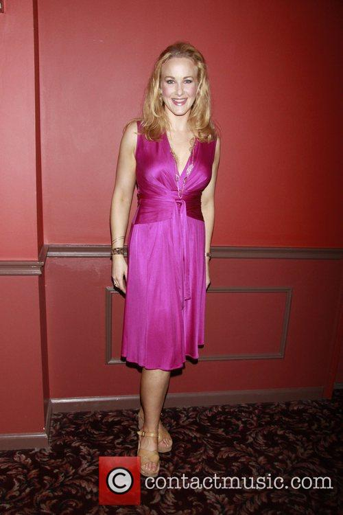 Katie Finneran Outer Critics Circle Theatre Awards held...