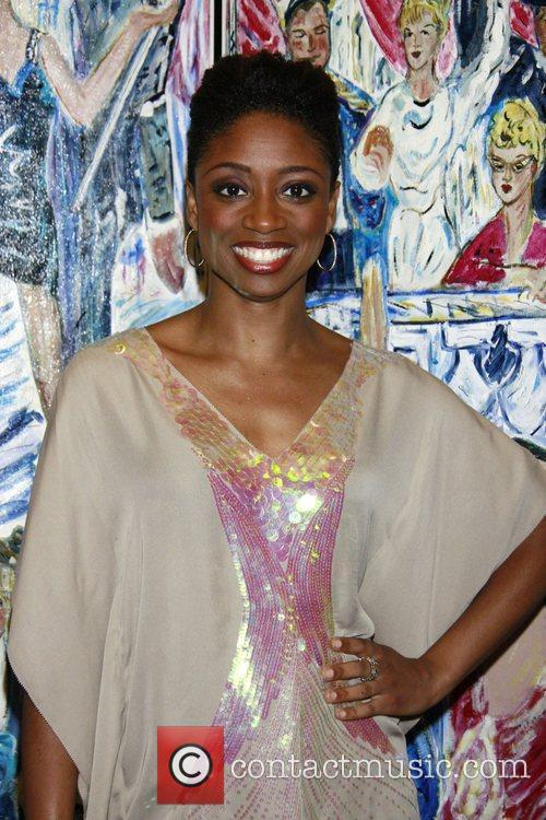 Montego Glover Outer Critics Circle Theatre Awards held...