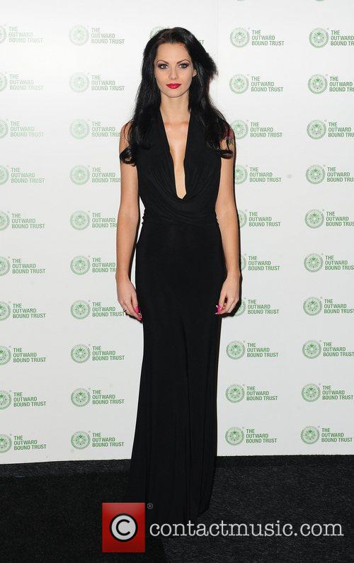 jessica clement the outward bound fundraising dinner at battersea
