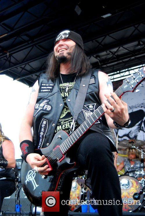 Black Label Society, Chicago and Ozzfest 4