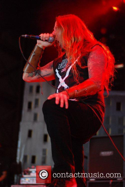 Devildriver, Chicago and Ozzfest 9