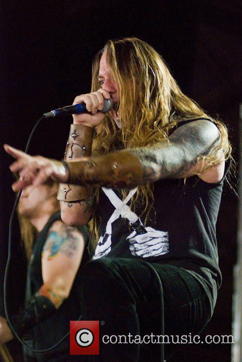 Devildriver, Chicago and Ozzfest 8