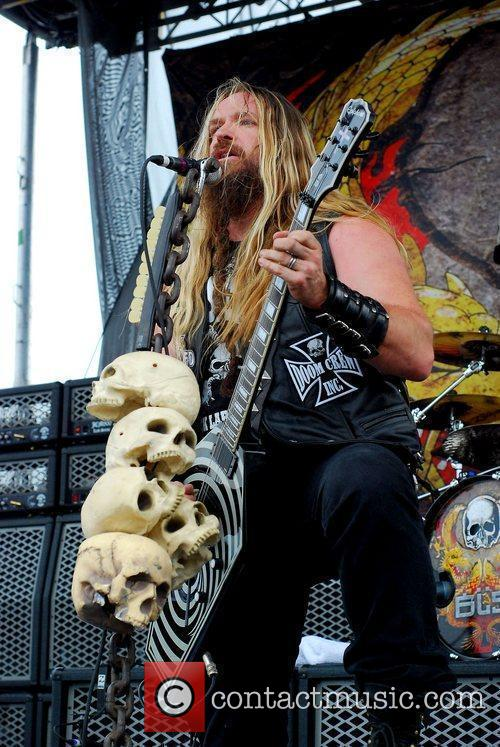 Zakk Wylde, Chicago and Ozzfest 9