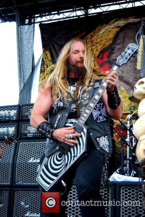 Zakk Wylde, Chicago and Ozzfest 5