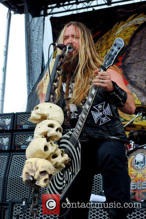 Zakk Wylde, Chicago and Ozzfest 8