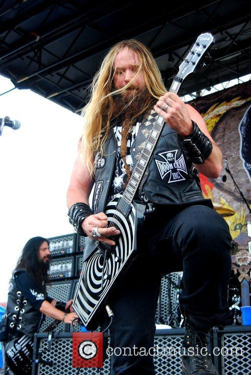 Zakk Wylde, Chicago and Ozzfest 4