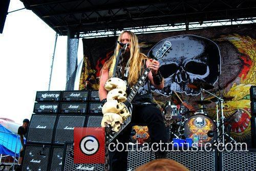 Zakk Wylde, Chicago and Ozzfest 3