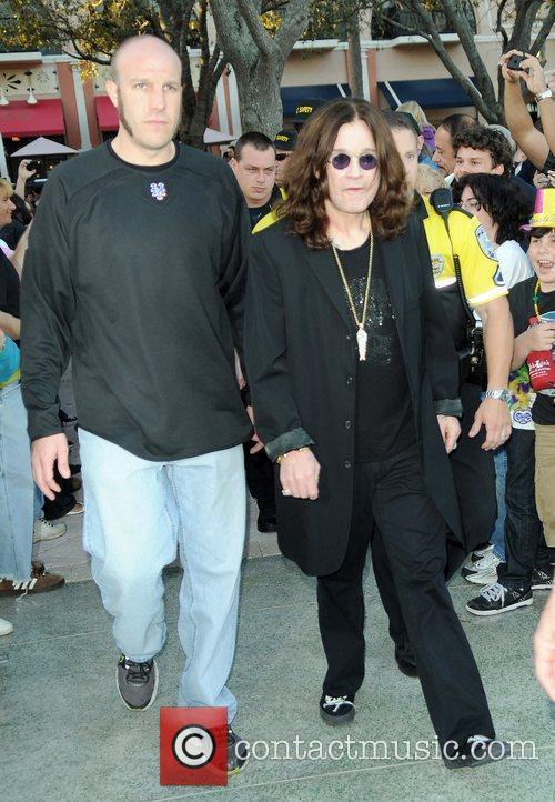 Rocker Ozzy Osbourne, Ozzfest and Ozzy Osbourne 7
