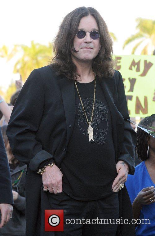 Rocker Ozzy Osbourne, Ozzfest, Ozzy Osbourne