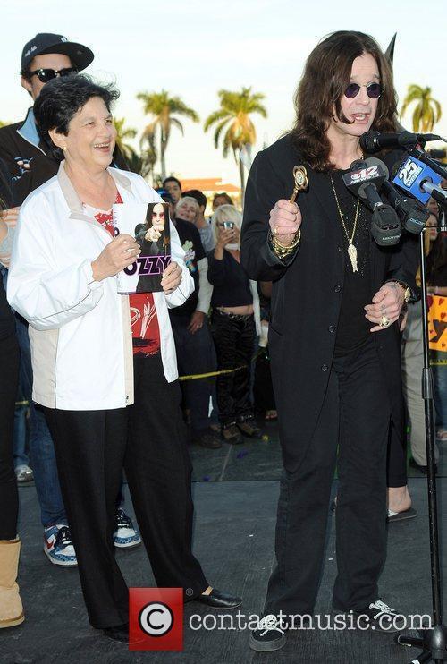 Rocker Ozzy Osbourne, Ozzfest and Ozzy Osbourne 13