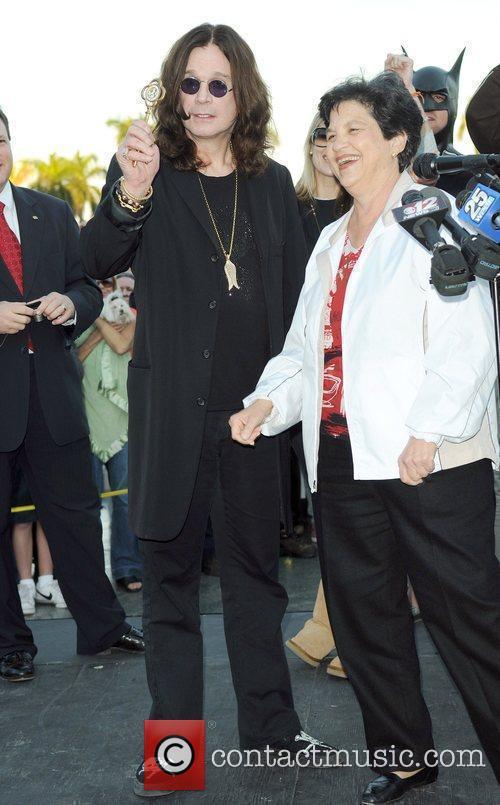 Rocker Ozzy Osbourne, Ozzfest and Ozzy Osbourne 19