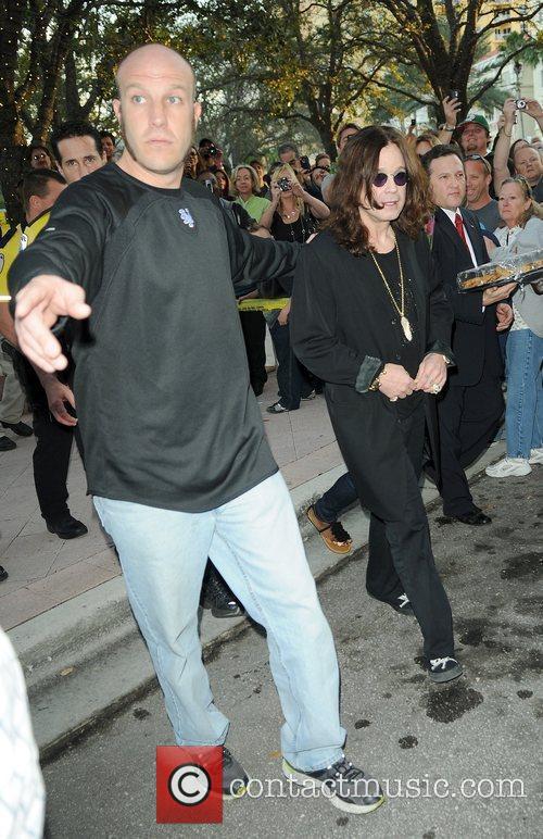 Rocker Ozzy Osbourne, Ozzfest and Ozzy Osbourne 2