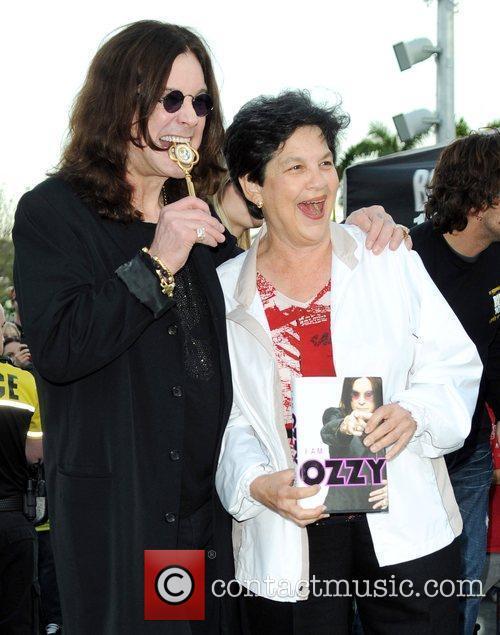 Rocker Ozzy Osbourne, Ozzfest and Ozzy Osbourne 12